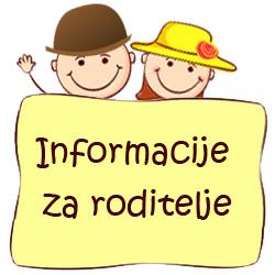 Slikovni rezultat za informacije za roditelje